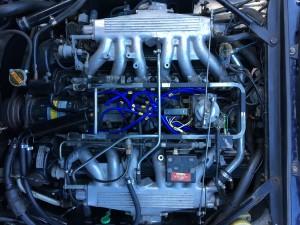 Engine running again